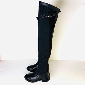 TWIN SET SIMONA BARBIERI over the knee boots